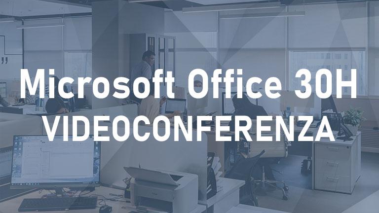 Microsoft Office -30 Ore-2020