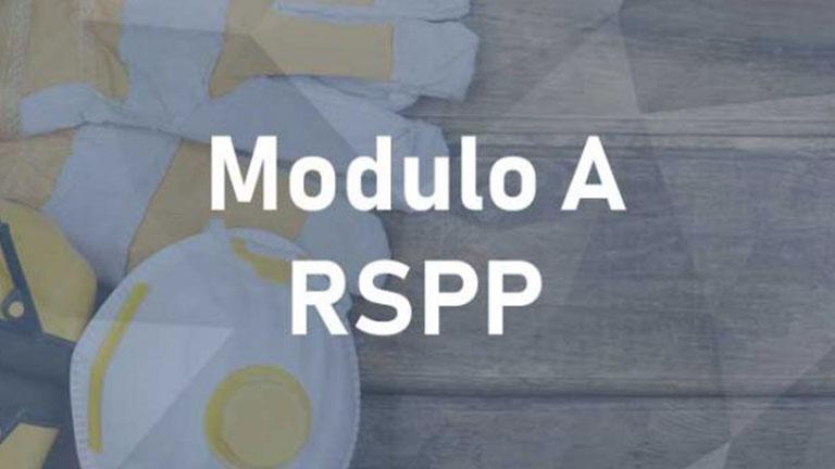 Corso Modulo A RSPP ai sensi A.S.R. 07/07/2016