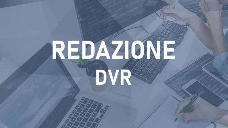 Redazione del DVR