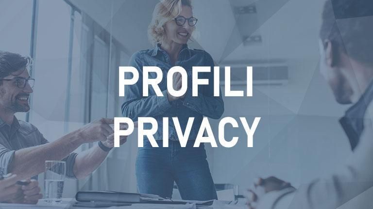 Profili Privacy - Corso di introduzione 4h