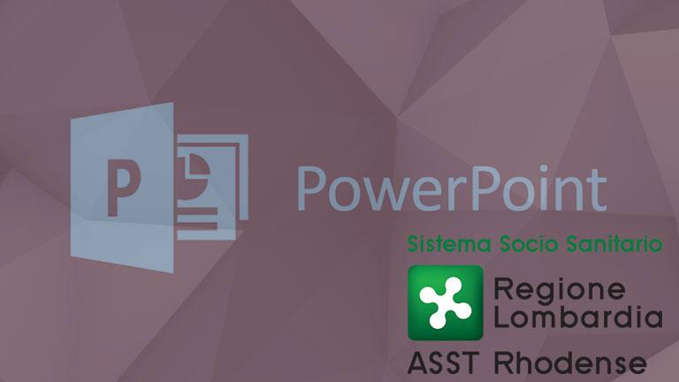 Office PowerPoint & Navigare sul web [ASST Rhodense]