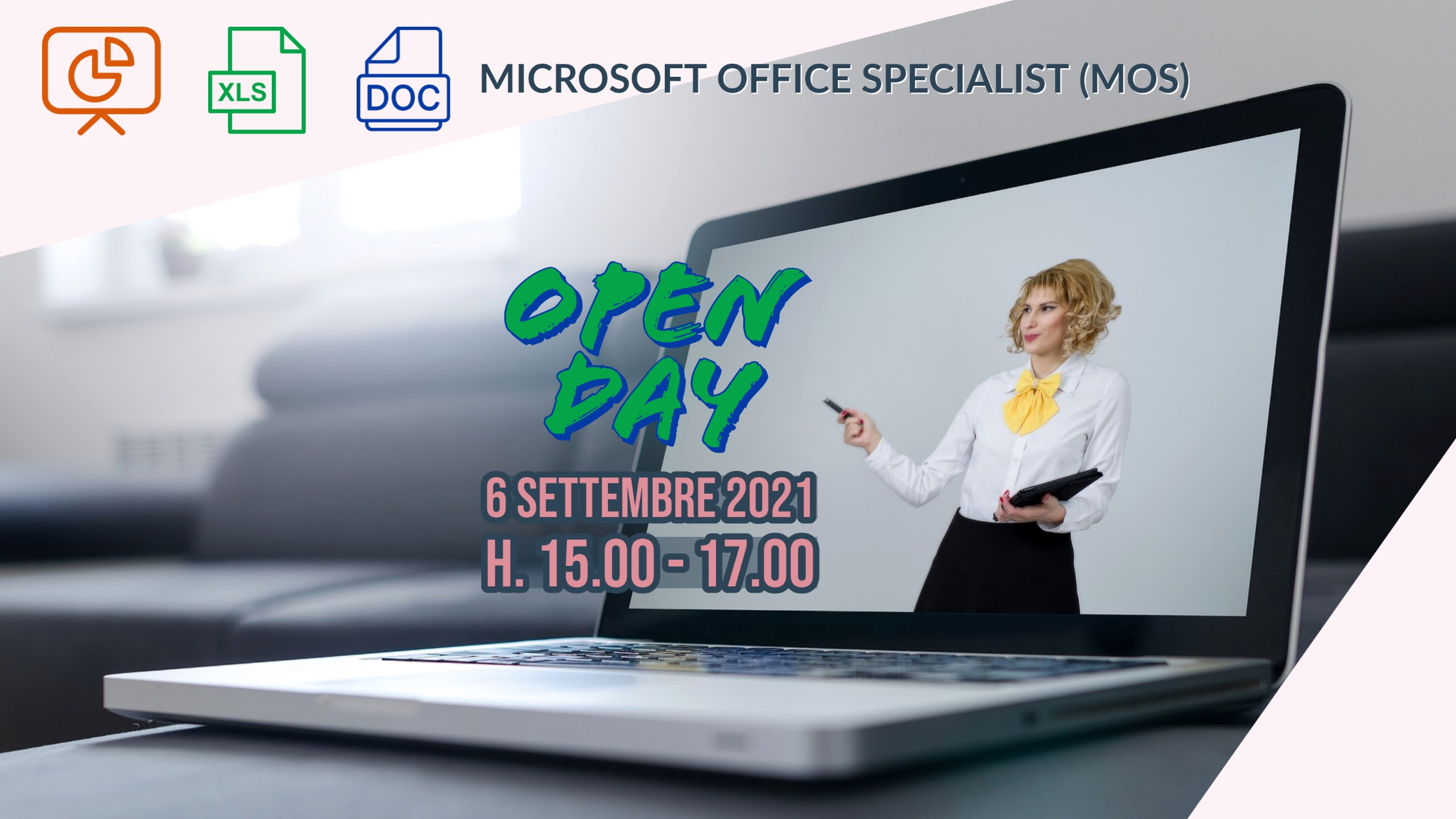 Open Day MOS Settembre 2021