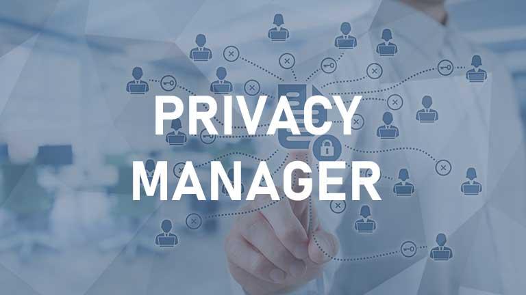 Manager della Privacy 60H