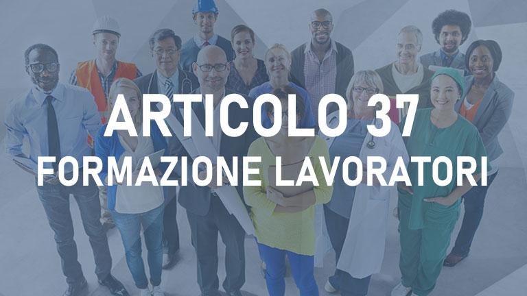 Art. 37 Lavoratori - Rischio Basso - 8 h