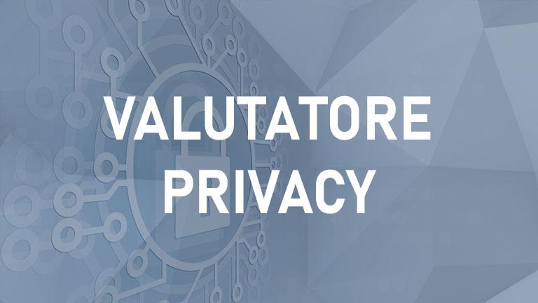 Valutatore della Privacy