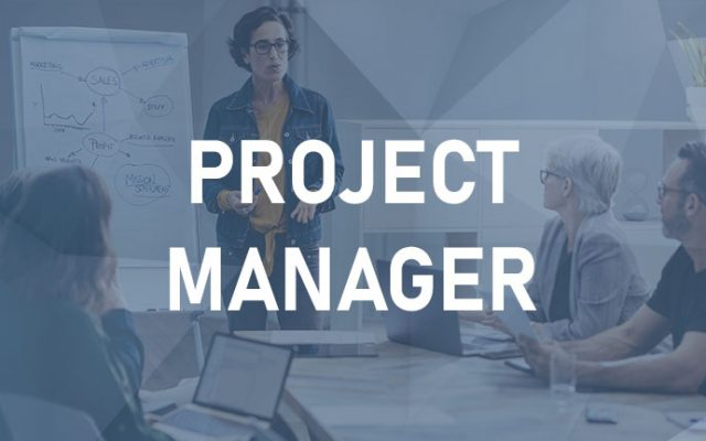 Project Manager - 32h
