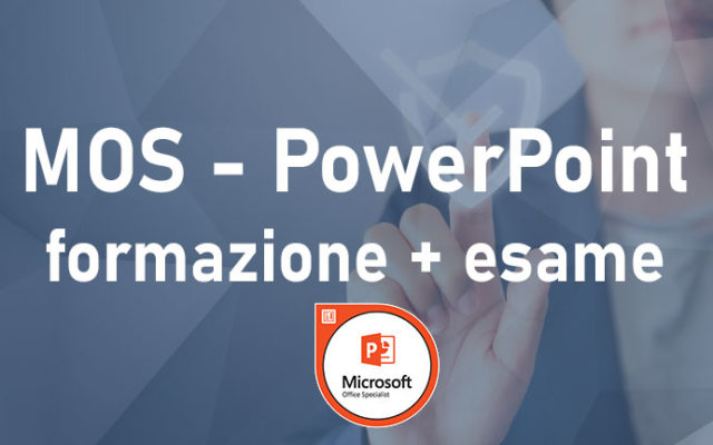 MOS - Microsoft PowerPoint - 7H